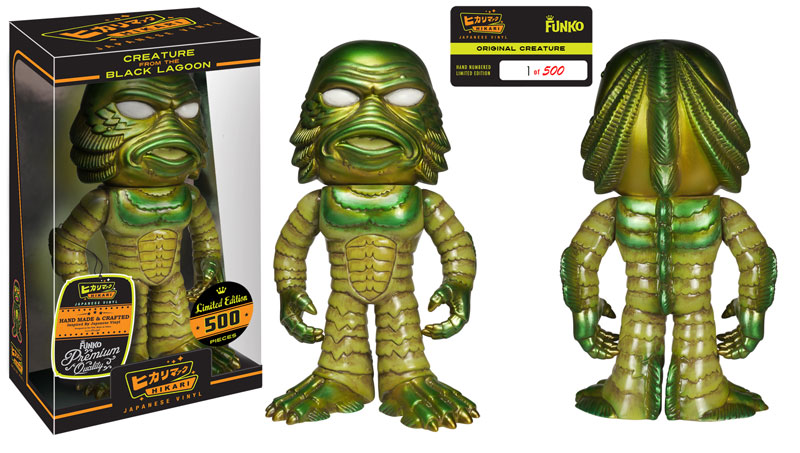 Funko Original Creature from the Black Lagoon Hikari Figure